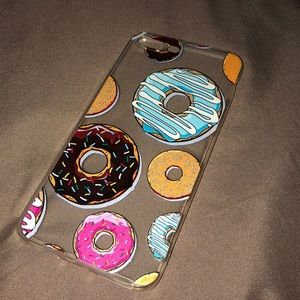 iPhone 6/7/8 Plus Rubber Donut Phone Case
